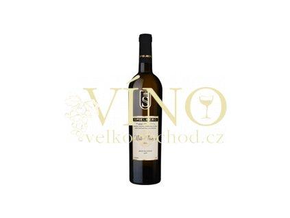 Víno - SPIELBERG Müller Thurgau  jakostní 2010, suché