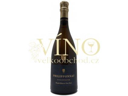 Champagne Philipponnat Royal Reserve Non Dosé 0,75 l