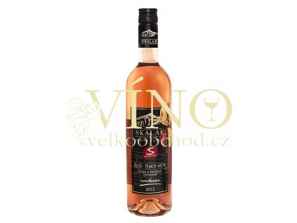 rose pinot noar 2015 vyber polosuche