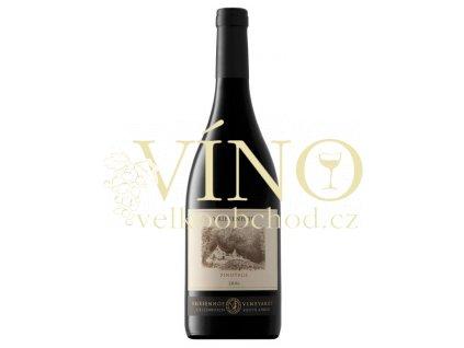 Vriesenhof Pinotage  jihoafrické červené víno z oblasti Stellenbosch