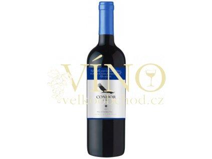 Víno - SAN PEDRO Condor Merlot
