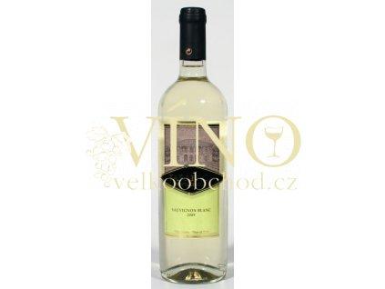 Tarapaca Santa Cecilia Sauvignon Blanc 0,75 L suché chilské bílé víno