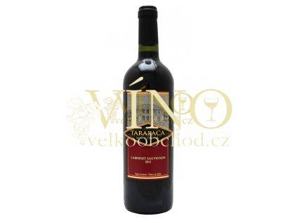 TARAPACA Santa Cecilia Cabernet Sauvignon 0,75 L suché chilské červené víno