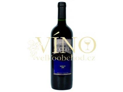 Tarapaca Santa Cecilia Merlot 0,75 L suché chilské červené víno