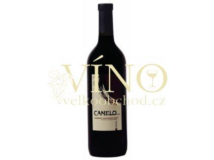 Víno - CANELO Cabernet Sauvignon