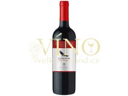 Víno - SAN PEDRO Condor Cabernet Sauvignon