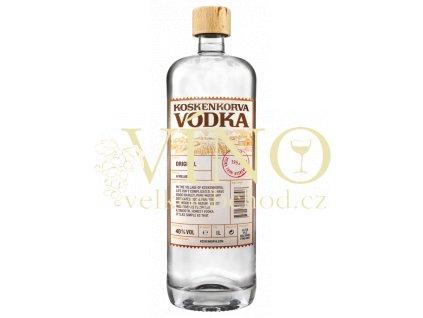 Koskenkorva vodka 40% 0,7 l