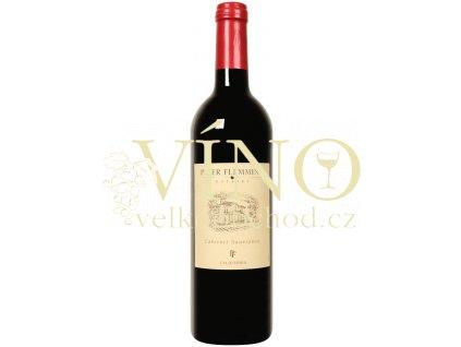 Akce ihned Peter Flemming Cabernet Sauvignon 0,75 l kalifornské červené víno z Central Valley