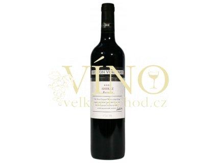 Víno - BERTON Shiraz RESERVA BAROSSA
