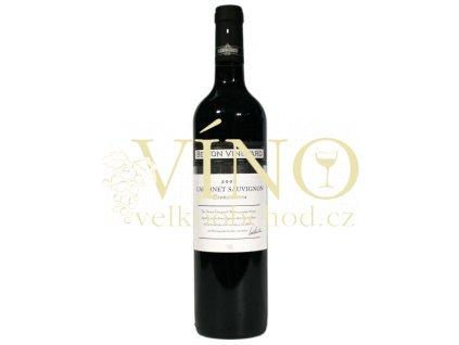 Víno - BERTON Cabernet Sauvignon RESERVA COONAWARA