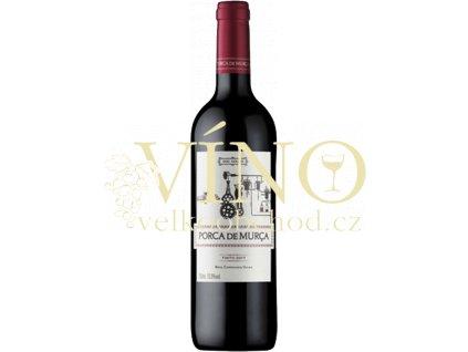 Real Companhia Velha Porca de Murça Tinto Douro DOC 0,75 L portugalské červené suché víno z oblasti Douro