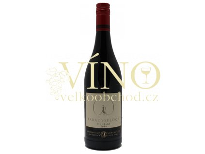 Vriesenhof Paradyskloof Pinotage  jihoafrické červené víno z oblasti Stellenbosch