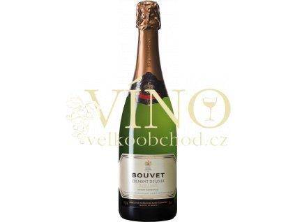 Bouvet-Ladubay Crémant de Loire Excellence Brut 0,75 l šumivé francouzské víno