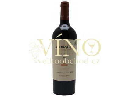 Víno - Domaine Bousquet Gran - Malbec 2017