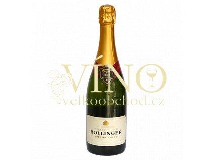 Bollinger Champagne Special Cuvee Brut 0,75 l francouzské šampaňské
