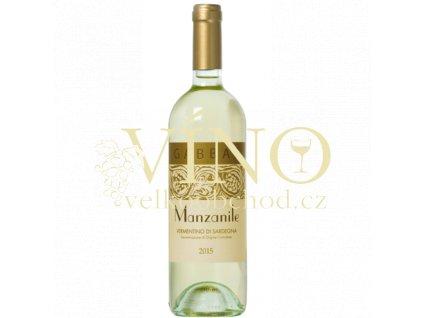 Manzanile