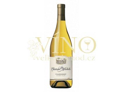 Chateau Ste Michelle Chardonnay americké bílé víno z oblasti Washington State