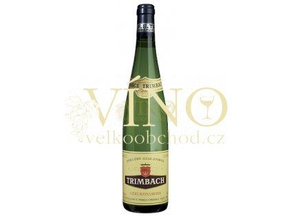 F.E.Trimbach Gewürztraminer AOC francouzské bílé víno z Alsace