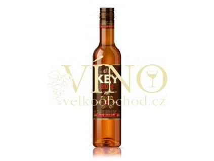 Key rum tmavý 0,5 L 37,5%