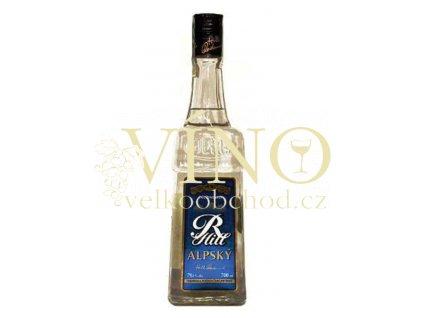 Hill's Liquere Alpský rum 0,7 L 79,5%