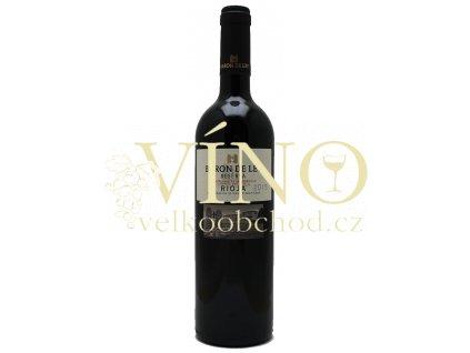 Baron de Ley Reserva Tinto DOCa 0,75 l suché španělské červené víno