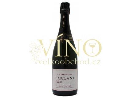 Champagne Tarlant Rosé Zero Brut Nature 0,75 l