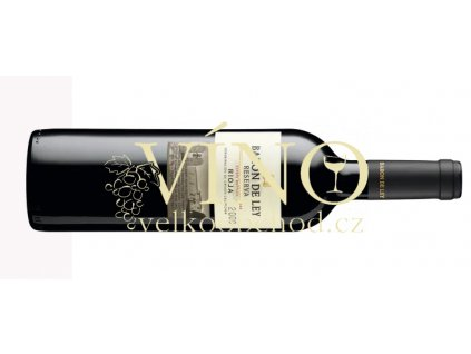 Akce ihned Baron de Ley Reserva Tinto DOCa 0,75 l suché španělské červené víno