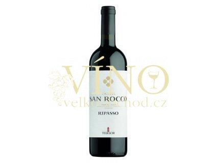 Tedeschi Capitel San Rocco Rosso 2017 Ripasso DOC 0,75 l