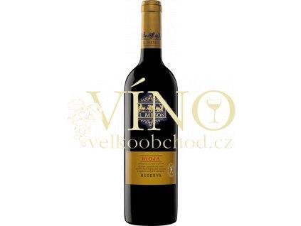 Víno - El Meson Rioja Reserva