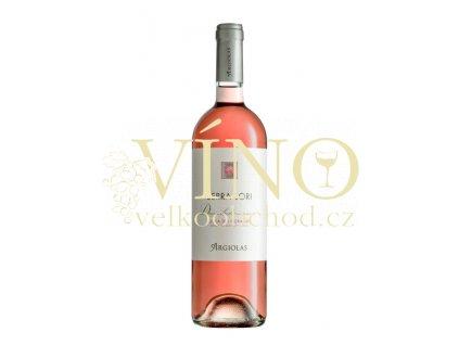 Argiolas Serra Lori, rosato Isola dei Nuraghi 2018 IGT 0,75 l