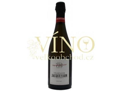 Champagne Jacquesson D.T. Cuvée no. 736 Extra Brut 0,75 l francouzské šampaňské