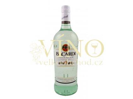 Bacardi superior 0,375 L 37,5% bílý rum