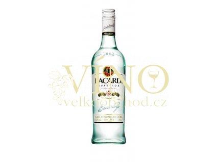 Bacardi superior 0,7 L 37.5% bílý rum