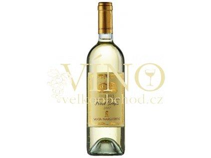 Víno Pinot Grigio Valdadige DOC 2012 Magnum 1,5 l Santa Margherita