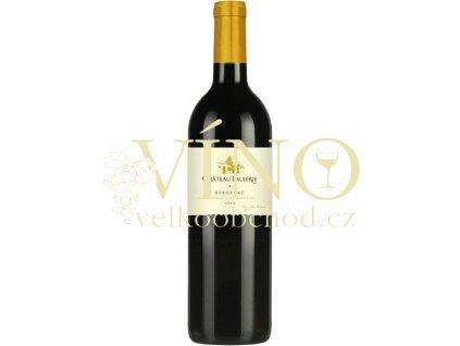 vignobles dubard chateau laulerie bergerac rouge 2009 copy