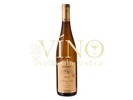 Vinařství Kovacs Veltlínské zelené Classic 2015 zemské 0,75 l suché bílé víno (63/15)