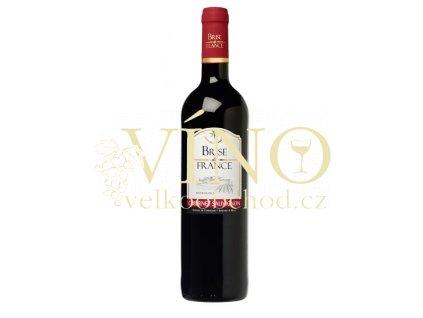 Víno Brise de France Cabernet Sauvignon 0,75 l suché francouzské červené