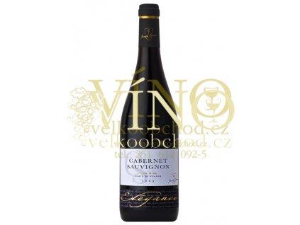 ELEGANCE Cabernet Sauvignon Pays d'Oc IGP 0,75 L suché francouzské červené víno