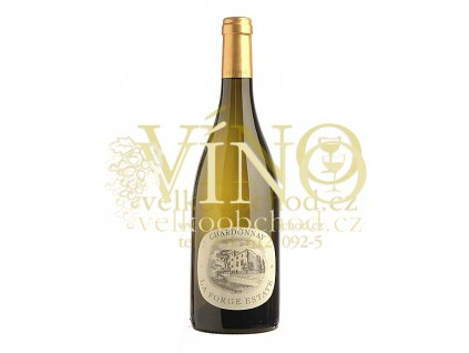 La Forge Estate Chardonnay Vin de Pays d'OC IGP 0,75 L suché francouzské bílé víno