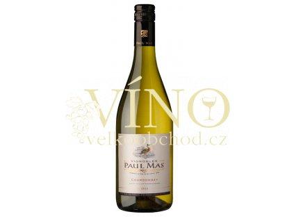 Paul Mas Chardonnay Pays d´oc - Indication Géographique Protégée 0,75 l suché francouzské bílé víno