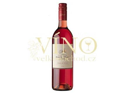Paul Mas Syrah rosé PAYS D´OC - Indication Géographique Protégée 0,75 l suché francouzské růžové víno