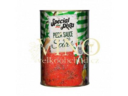 polpa di pomodoro aroma 4100g