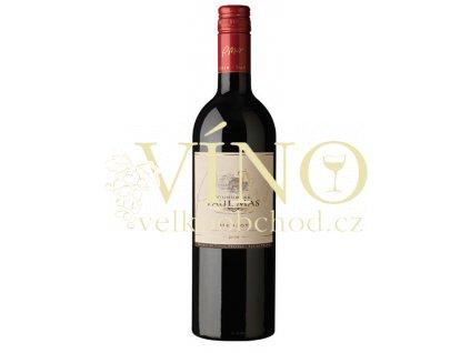 Paul Mas Merlot Pays D´oc - Indication Géographique Protégée 0,75 L suché francouzské červené víno
