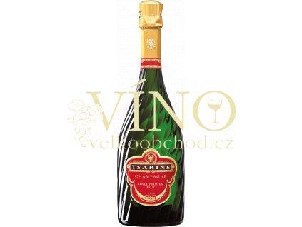 Tsarine Champagne Cuvée Demi-Sec 0,75 L francouzské šampaňské