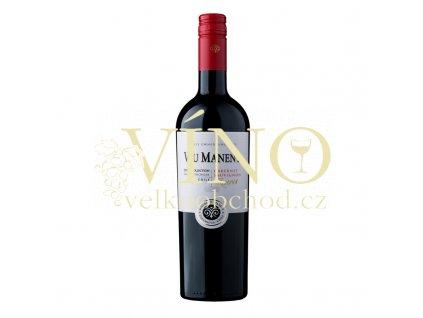 VIU MANENT Cabernet Sauvignon 0,75 L suché chilské červené víno z oblasti Valle de Colchagua