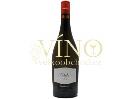 Cielo Prosecco D.O.C. 0,75 l  brut italské šumivé víno