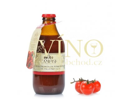 salsa di pomodoro pacchino 330ml