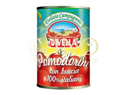 pomodorini con buccia 400g