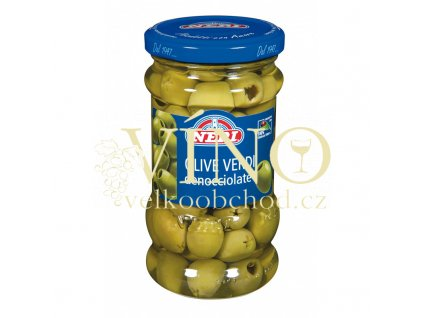 olive verdi denocciolate 314g