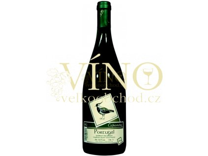 Víno - Vinicius Zámecký Portugal suché 1,00 l